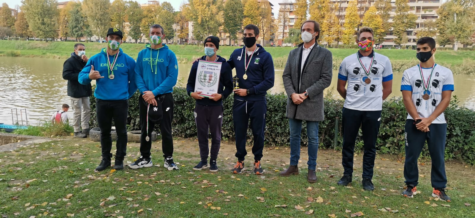 Adige Marathon 2020 Leon Galeotti