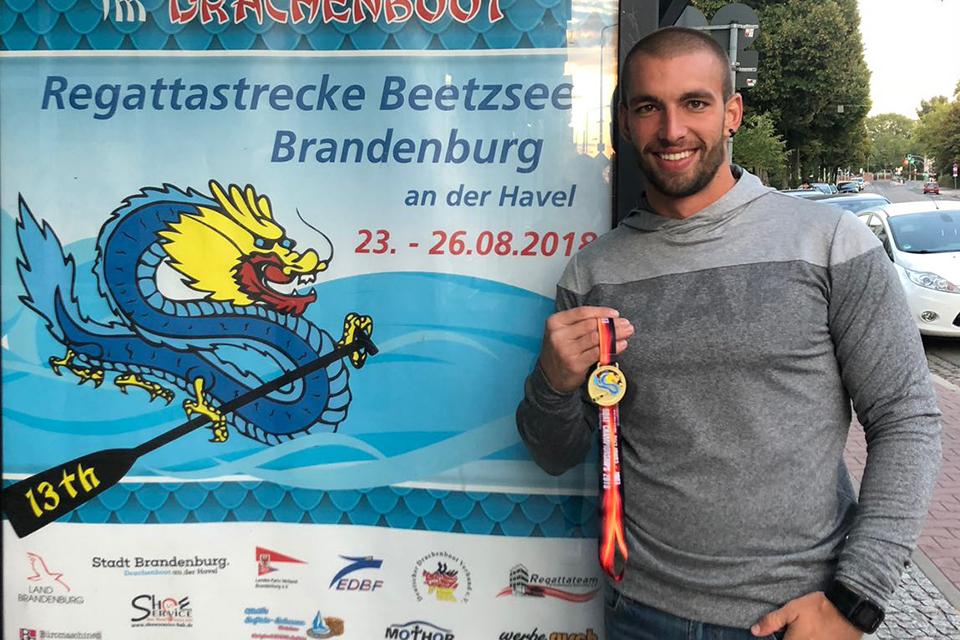 EUROPEI DRAGON BOAT BRANDEMBURGO 2018