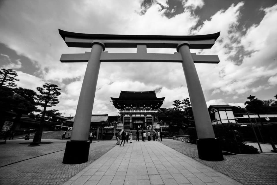 Santuario di Fushimi Inari-taisha - Leon-George Galeotti