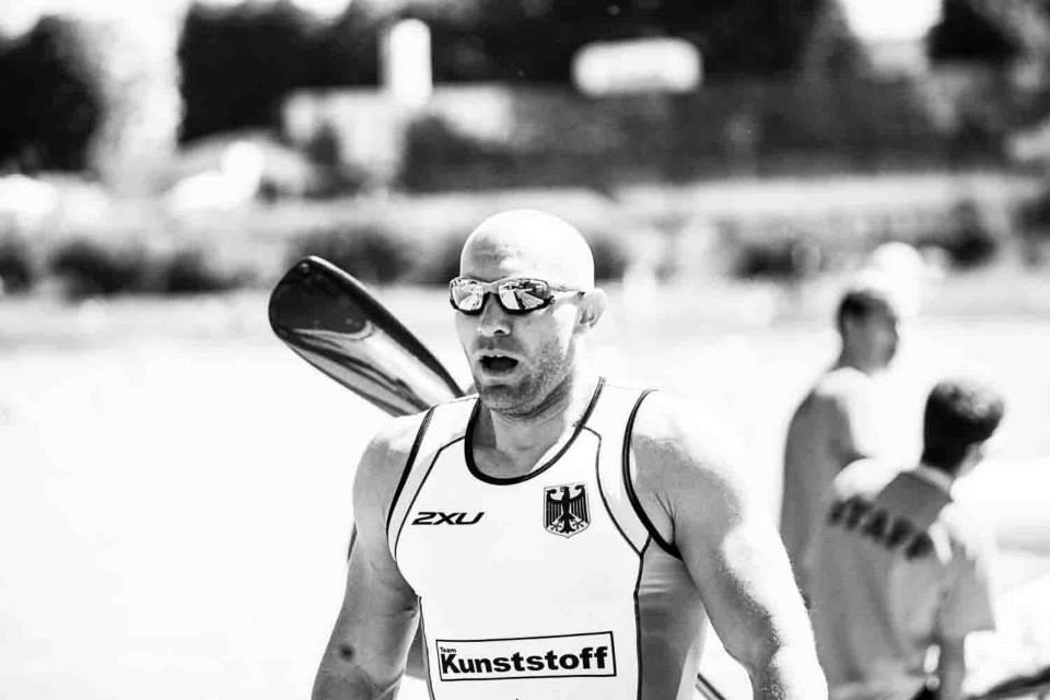 2014 ICF CANOE SPINT WORLD CUP - Leon-George Galeotti