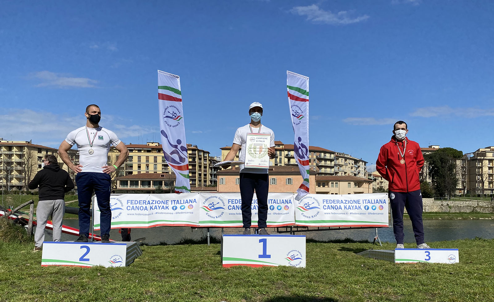 Campionati Italiani Maraton - Leon-George Galeotti
