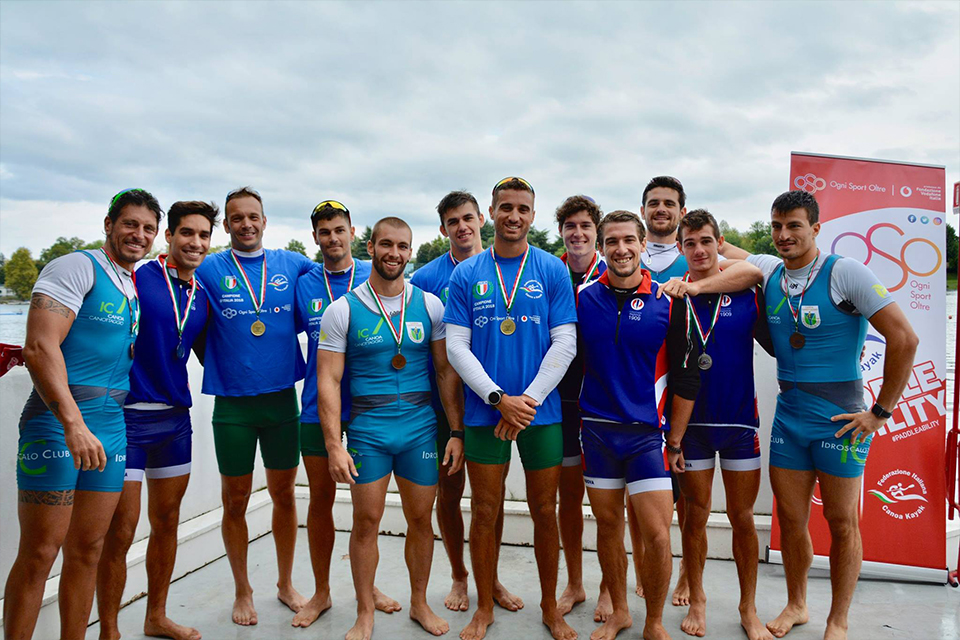 Campionati Italiani assoluti Canoa Kayak 2018