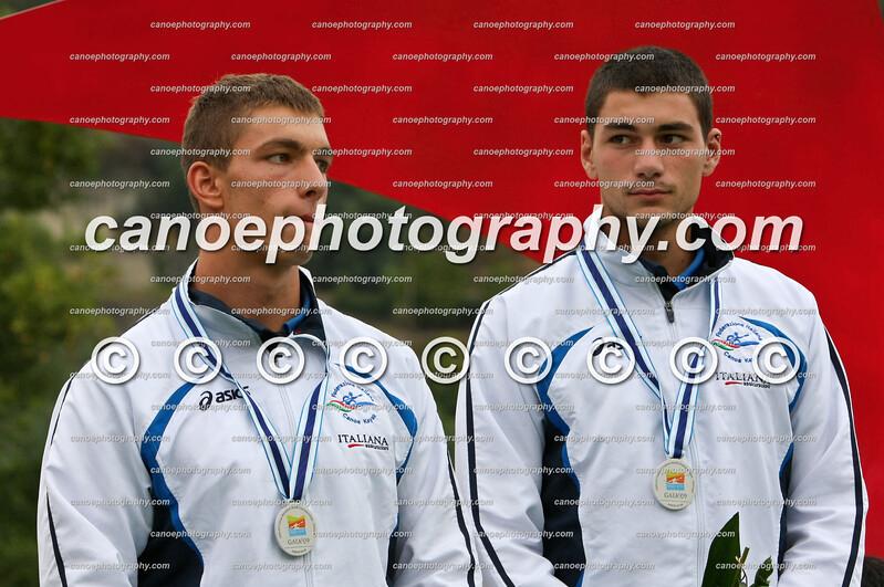 Mondiali Marathona 2009  - Leon-George Galeotti